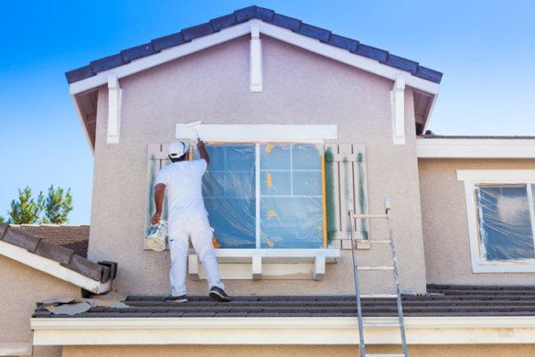 exterior painter weatherguard