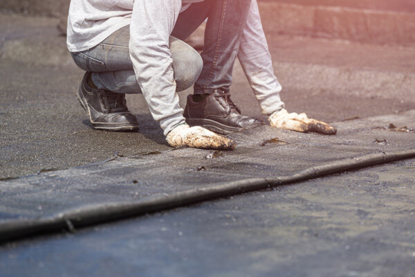 flat roof problems inspection