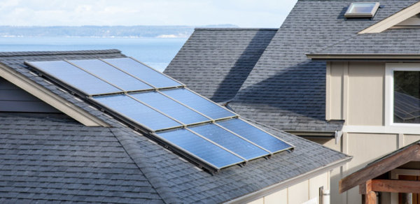 roof replacement cost with skylight and solar panels